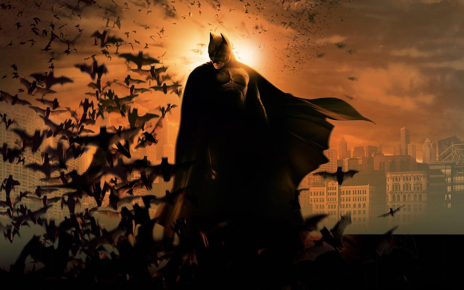 バットマンの誕生