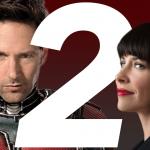 アントマン2、タイトルは『Ant-Man and the Wasp』で2018年7月8日公開予定!